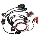 NICOLIE 8 Cables De Coche Adaptador para El Cable De Interfaz De Diagnóstico Autocom Cdp Pro