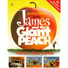 James And the Giant Peach Sticker Storybook