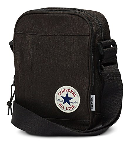 Converse Poly Cross Body Umhängetasche, 22 cm, black