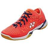 Yonex New Power Kissen3Mk Sport Badminton Schuhe rot, Rot, 44
