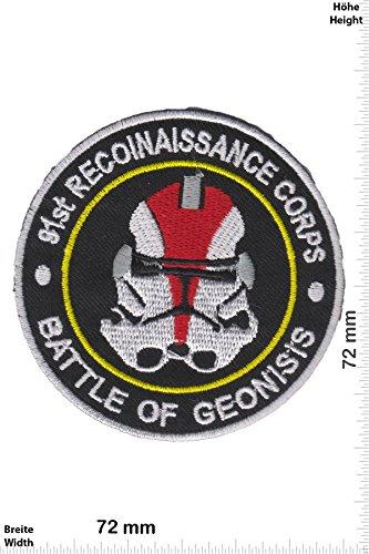 Parches   Starwars   91st Reconnaissance Corps   Battle