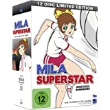 Mila Superstar - Die komplette Serie [12 DVDs]