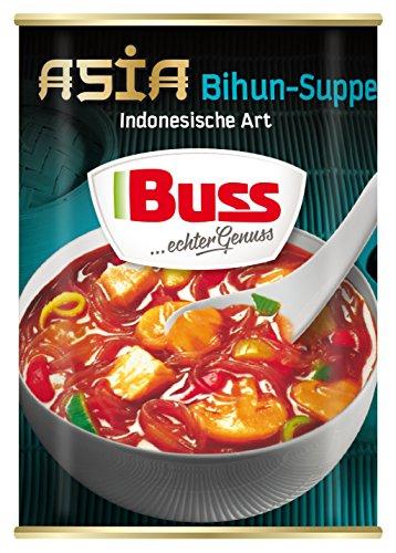 Buss Bihun-Suppe Indonesische Art - mit Hühnerfleisch und Glasnudeln, 400 g