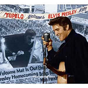 Tupelo Welcomes Home...(+book)