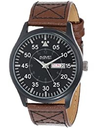 August Steiner AS8074BK - Reloj para hombres