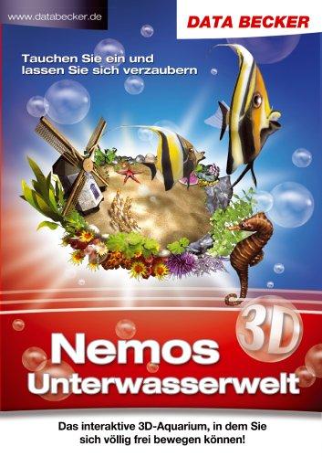 Data Becker Nemos 3D Unterwasserwelt