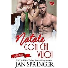Natale con chi vuoi (Italian Edition)