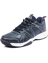 Pure Play Men's Smash Navy Sports Shoes