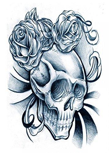 wonbeauty-halloween-tatouages-temporaires-pour-les-hommes-et-les-femmes-crane-noir-et-blanc-et-les-r