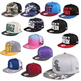 New Era Cap 9Fifty Snapback Cap Sorry I`M Jungle #S41 - S/M -