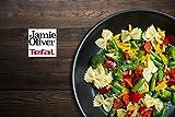 Tefal H80506 Jamie Oliver Edelstahl Bratpfanne Pfanne 28 cm, Pfanne mit Antihaftbeschichtung, Induktionsgeeignet, Edelstahl Bratpfanne, Nachfolgemodell ( Energieklasse A+) - 8