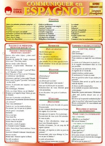 Communiquer en espagnol