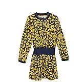 Catimini CK30025-Vestido Niñas Amarillo (Ocre 72) XS