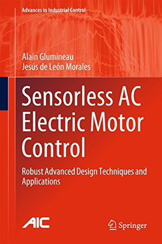 Sensorless AC Electric Motor Control: Robust Advanced Design Techniques and Applications (Advances in Industrial Control) (English Edition) -