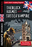 Sherlock Holmes and the Sussex vampire | Doyle, Arthur Conan. Auteur de droits adaptés