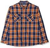 S.Oliver Big Size 15.809.21.6798 Camisa Casual, Blau (Blue 56n4), XXXL para Hombre