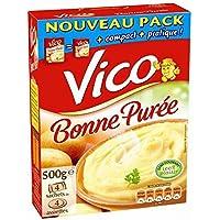 Vico bonne purée de pomme de terre 500g - Livraison Gratuite pour les commandes en France - Prix Par Unité