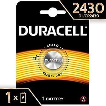 Populära Duracell Batterie Elektronik 2430 Lithiumknopfzelle: Amazon.de FT-18