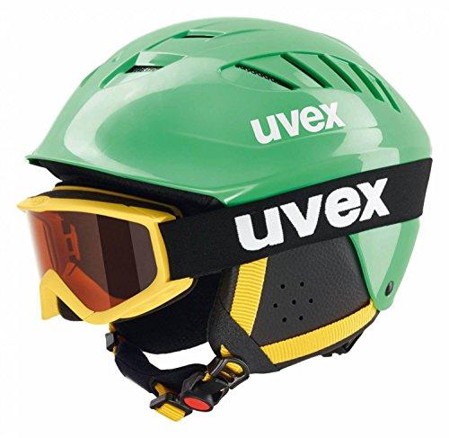 Uvex uvex junior set feuerrot
