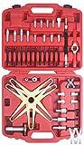 Wonderman Tools Regolazione automatica allineamento frizione impostazione kit attrezzi–universale sac–38PCS