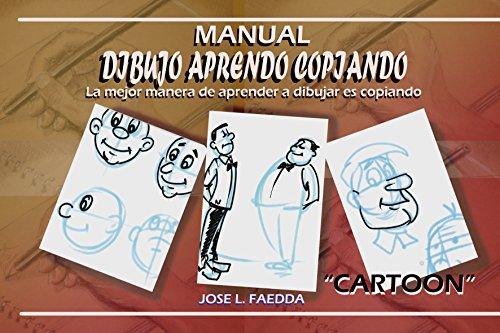 Dibujo aprendo copiando cartoon por José  Faedda