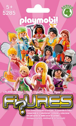 PLAYMOBIL 5285 - Serie 4 - Figures Girls