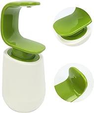 GEZICHTA Seifenspender, c-Pump Alleingang Seifenspender, Fassungsvermögen: 240ml Liquid Wash Flasche, Home Küche Badezimmer Werkzeug für ätherische Öle, Lotionen, Flüssigseifen