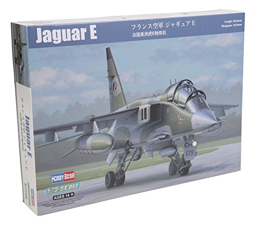 Hobby Boss French Jaguar E Airplane Building Kit