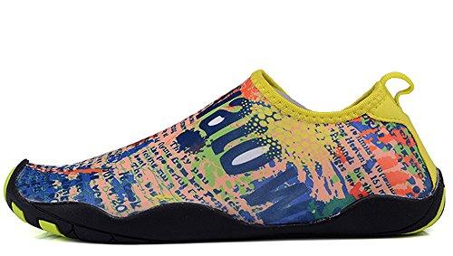 PURVIS , Chaussures aquatiques pour homme Letter/Blue