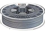 Formfutura 285HDGLA-BLISLV-0750 3D Printer Filament, PETG, Blinded Silber