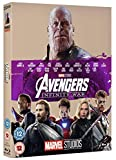 Avengers Infinity War [Blu-ray] [2018] [Region Free] only £10.00 on Amazon