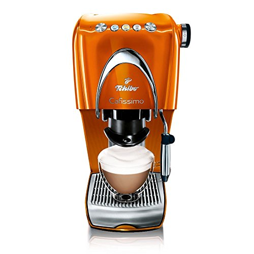 Tchibo Cafissimo Classic Kaffeemaschine (Mandarin, ohne Kapseln)