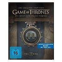 Game of Thrones - Staffel 3 - Steelbook [Blu-ray] [Limited Edition]