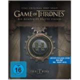 Game of Thrones - Staffel 3 - Steelbook