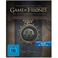 Game of Thrones - Staffel 3 - Steelbook