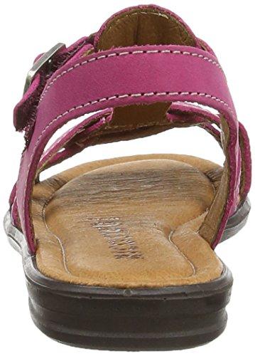 Ricosta Birte M 61, Sandales Fille Rose (Pink)