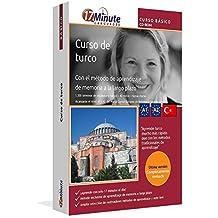 Curso de turco para principiantes (A1/A2): Software compatible con Windows y Linux. Aprende turco con el método de aprendizaje de memoria a largo plazo