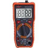 UYIGAO LCD Digital Multímetro Voltímetro Amperímetro Resistencia Frecuencia AC DC Capacitancia Probador