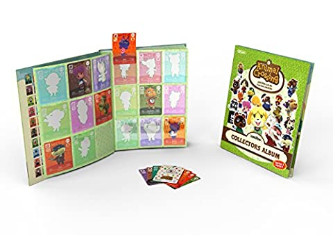 Animal Crossing Amiibo Cards Collectors Album - Series 1 (Nintendo