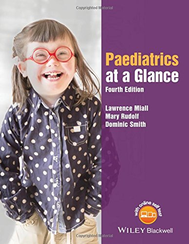 Paediatrics at a Glance 4E