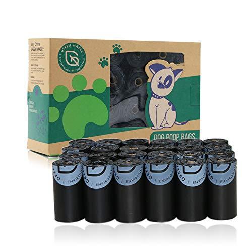 Green Maker Bolsas Compost Perros 30% más Grueso