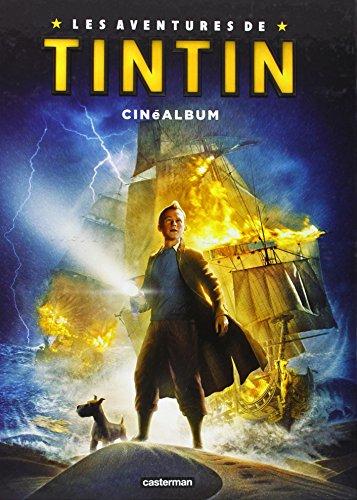 Les aventures de Tintin : Cinéalbum