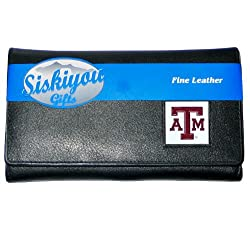 Texas A & M Aggies Women's Leather Wallet