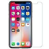 i-tecfox 9H+ iPhone X PANZERGLAS :: Nano Display Schutz Echt Panzer Glas Folie, 3D Touch, Nano Tech, Anti Fingerprint, Anti Reflex, Anti UV, 0,3 mm, 2.5D, Härtegrad - Index 9H+