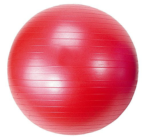 Movi Fitness MF501 Palla Pilates, Rosso