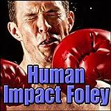 Bodyfall, Gravel - Human Bodyfall on Gravel, Human Impact Foley, FX