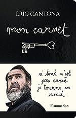 Mon carnet de Eric Cantona
