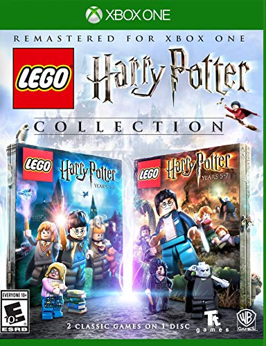 LEGO HARRY POTTER COLLECTION - LEGO HARRY POTTER COLLECTION (1 GAMES) (Harry Potter Lego Xbox)
