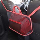 Pratico design Automobile Car Seat Organizer sedile universale Car Seat Set di archiviazione cellulare Sacchetto di immagazzinaggio del sacchetto del telefono cellulare