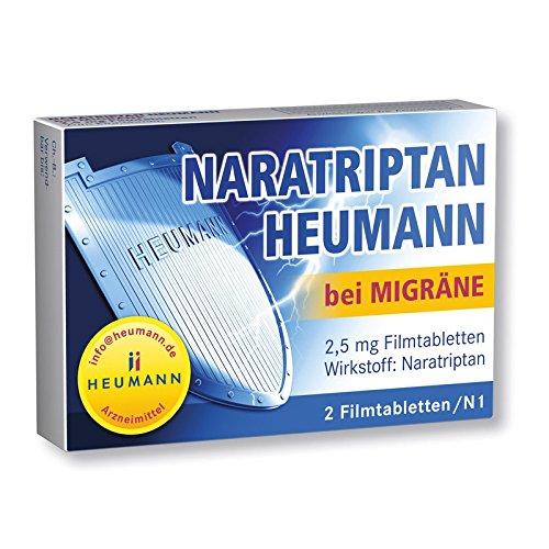 Naratriptan Heumann bei M 2 stk